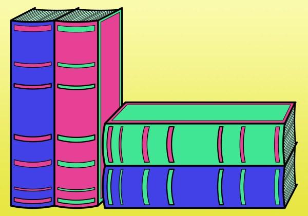 Books Clip Art Free