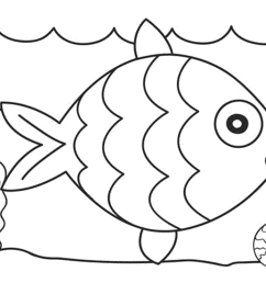 bass fish coloring pages printable kids colouring pages [ 2000 x 1420 Pixel ]