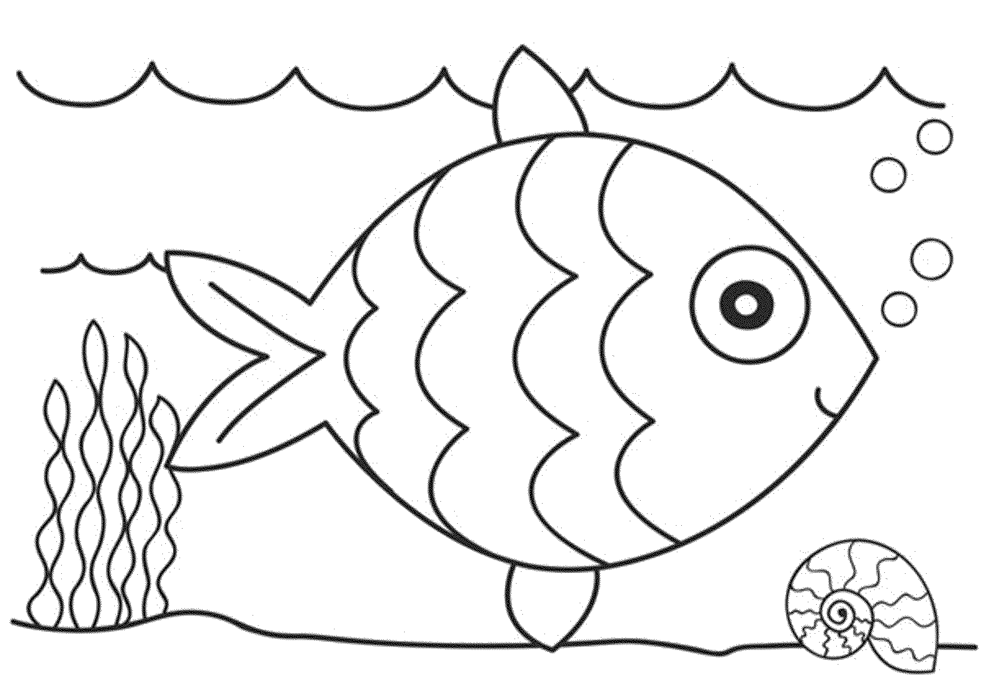 hight resolution of bass fish coloring pages printable kids colouring pages