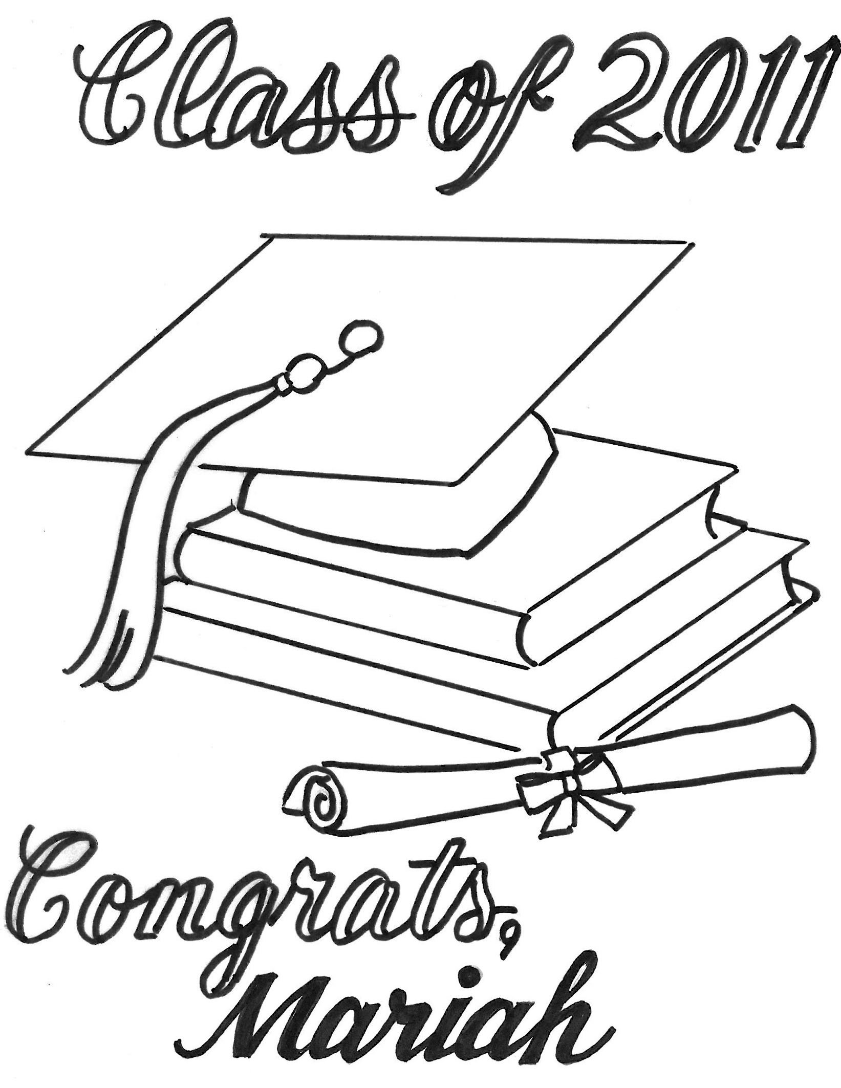 Free Graduation Drawing, Download Free Clip Art, Free Clip