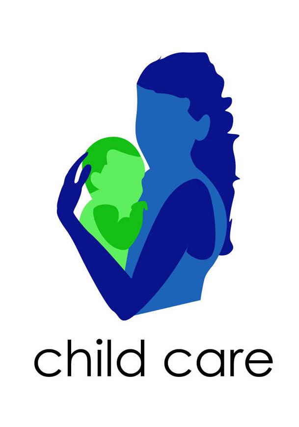 Clip Art Childcare : childcare, Child, Library