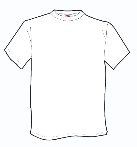Free T Shirt Template Printable, Download Free Clip Art