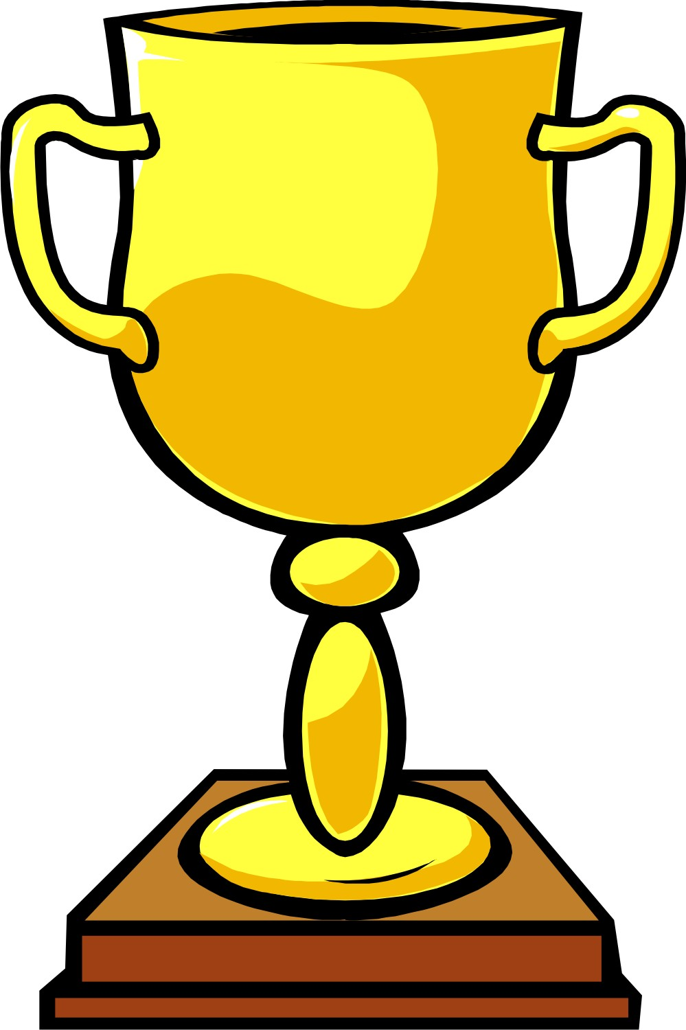 hight resolution of trophy clip art clipart library free clipart images