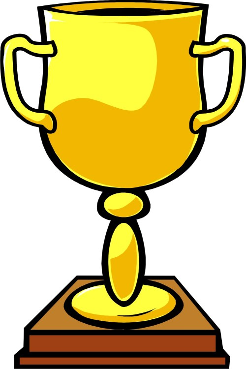 small resolution of trophy clip art clipart library free clipart images