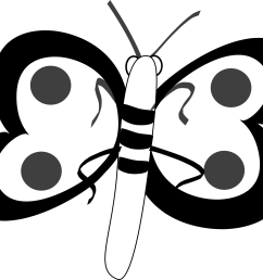 butterfly wallpaper black and white clipart library [ 1969 x 1631 Pixel ]