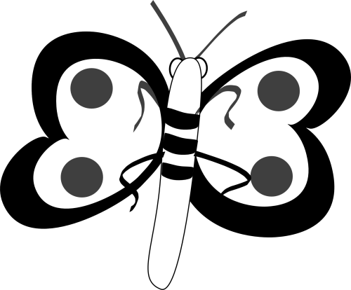 small resolution of butterfly wallpaper black and white clipart library