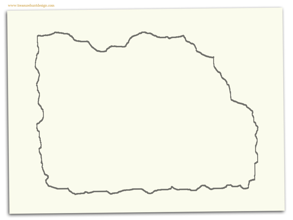 Free Treasure Map Outline Download Free Clip Art Free
