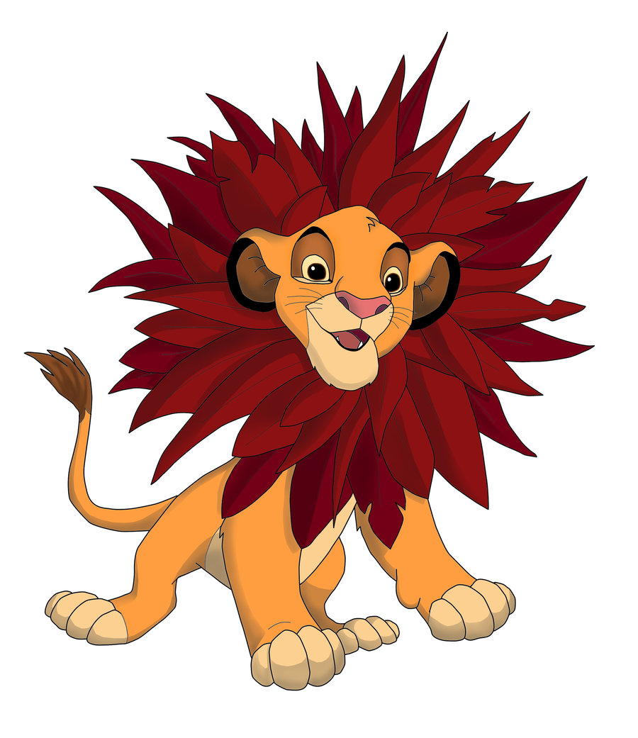 medium resolution of young simba tlk lion cubs fan art 36139350 fanpop