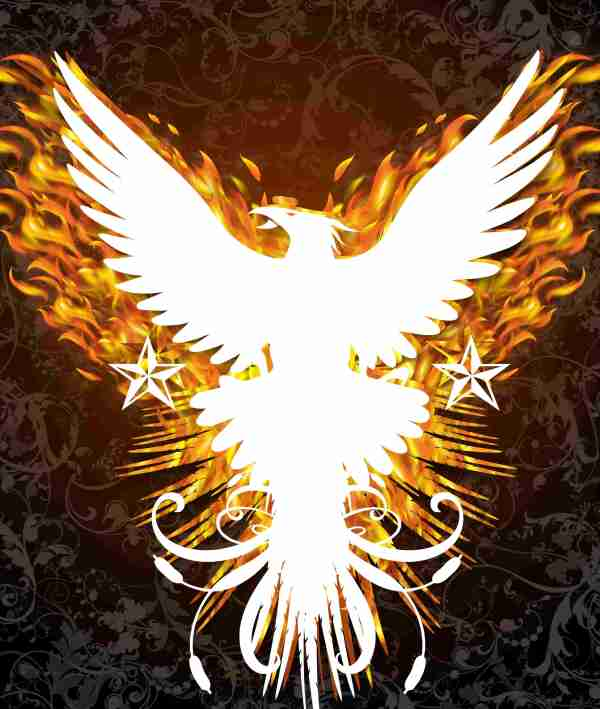 Free Phoenix Clip Art