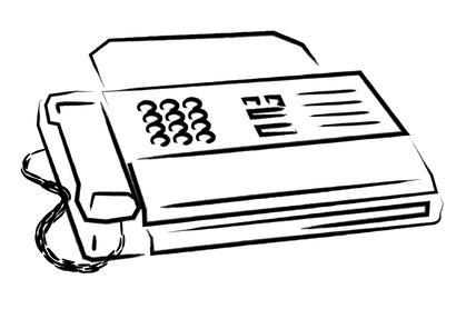 Free Pictures Of Fax Machines, Download Free Clip Art