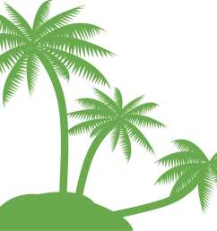 palm tree clip art black and white clipart library free clipart [ 1023 x 784 Pixel ]