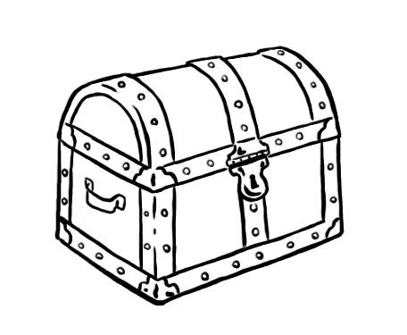Free Treasure Chest, Download Free Clip Art, Free Clip Art
