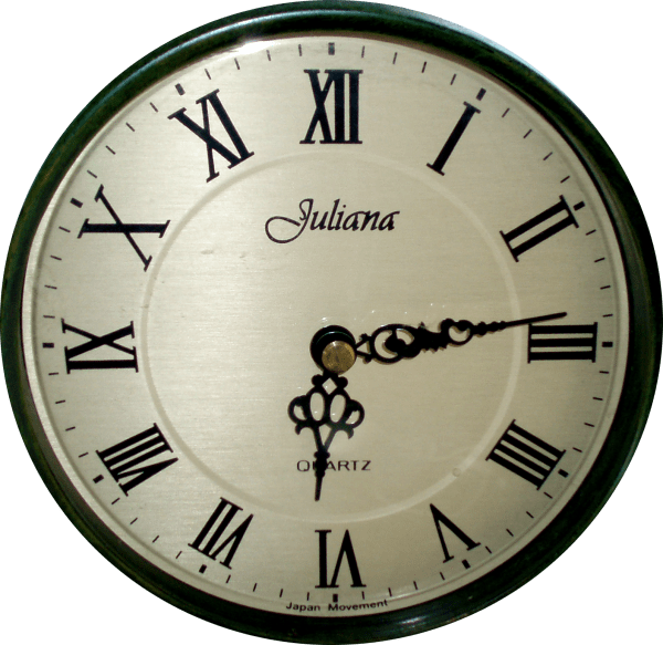 Printable Vintage Clock Faces - Clipart Library