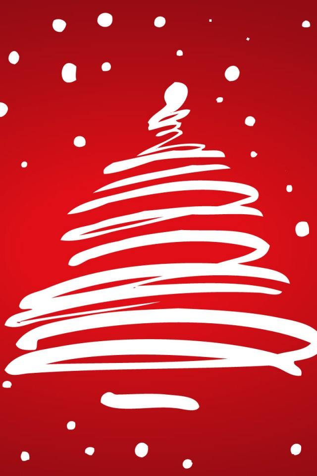 Red And White Christmas Wallpaper : white, christmas, wallpaper, Wallpaper, White, Christmas, Background