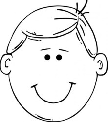 Free Cartoon Face Black And White Download Free Clip Art Free Clip Art on Clipart Library
