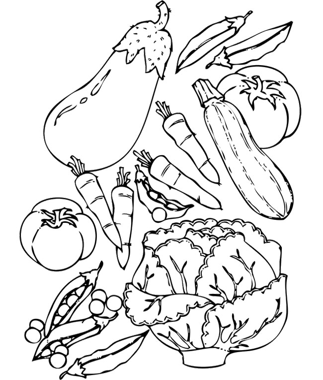 Free Vegetable Images For Kids, Download Free Clip Art