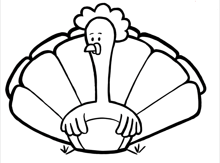 Free Pictures Of Cartoon Turkeys, Download Free Clip Art