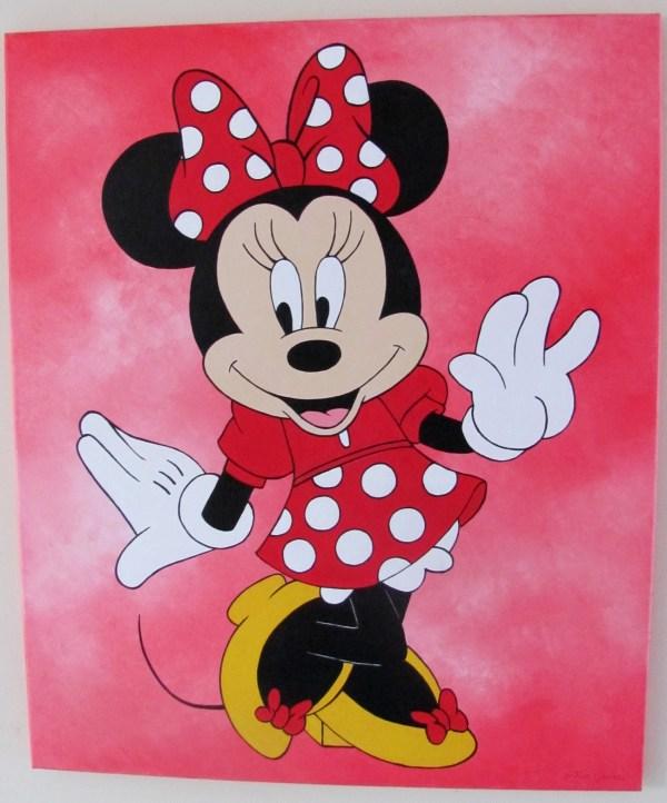 minnie mouse zeichnen # 19