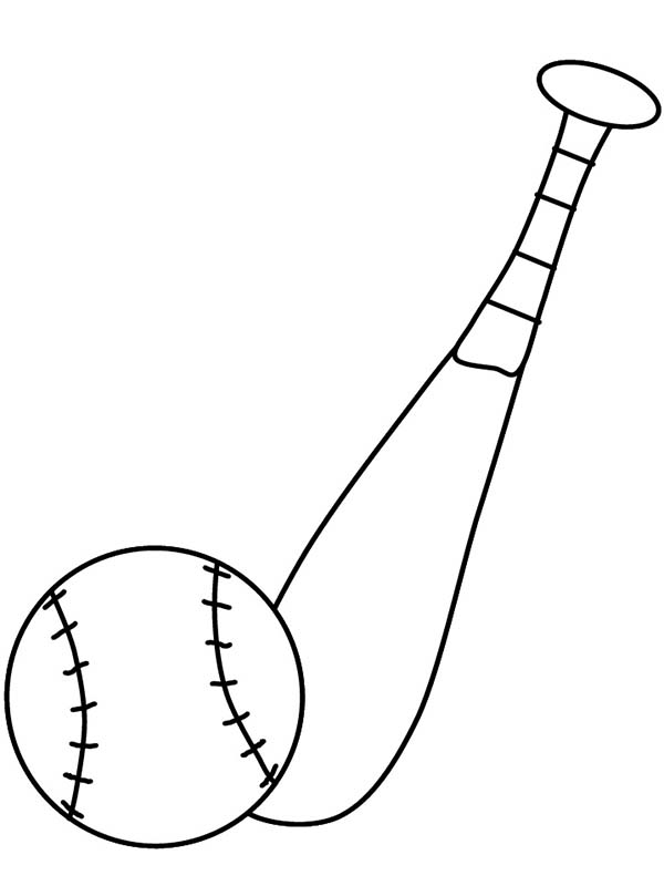 Free Picture Of A Baseball Bat, Download Free Clip Art