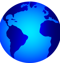 globe png clipart library free clipart images [ 5748 x 5852 Pixel ]