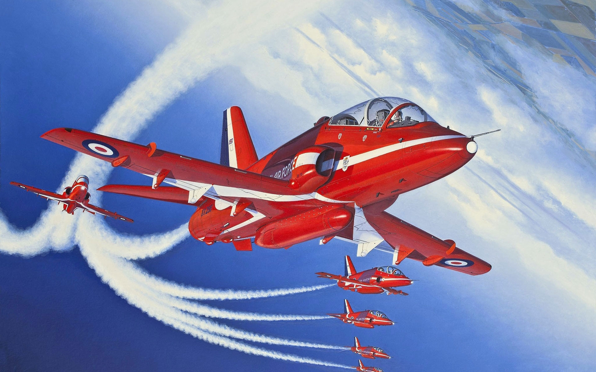 red stunt airplanes 1920x1200 wallpaper jpg 263184 - clip art library