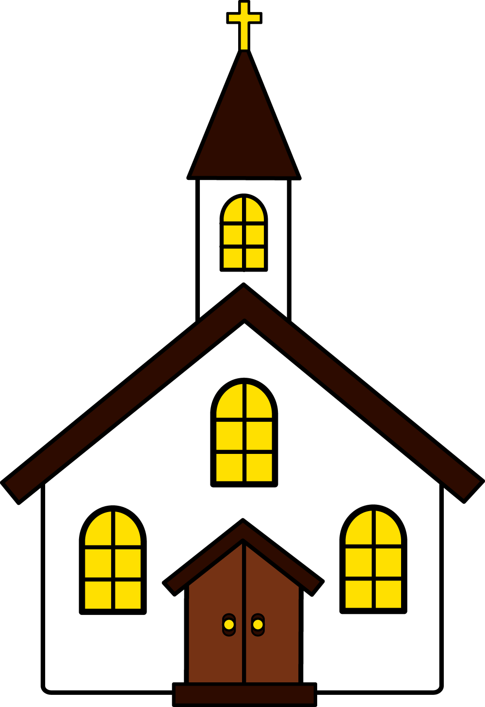 medium resolution of church clip art black and white clipart library free clipart images