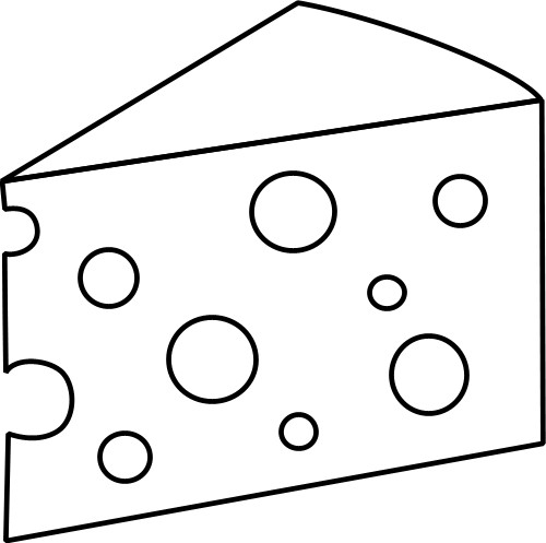 Free Swiss Cheese Clipart, Download Free Clip Art, Free
