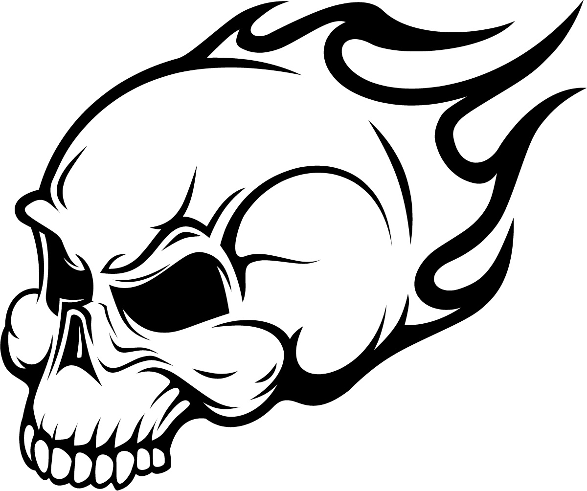 Free Easy Cool Skull Drawings Download Free Clip Art
