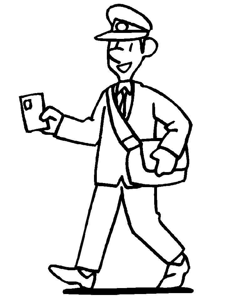 Free Postman Image, Download Free Clip Art, Free Clip Art