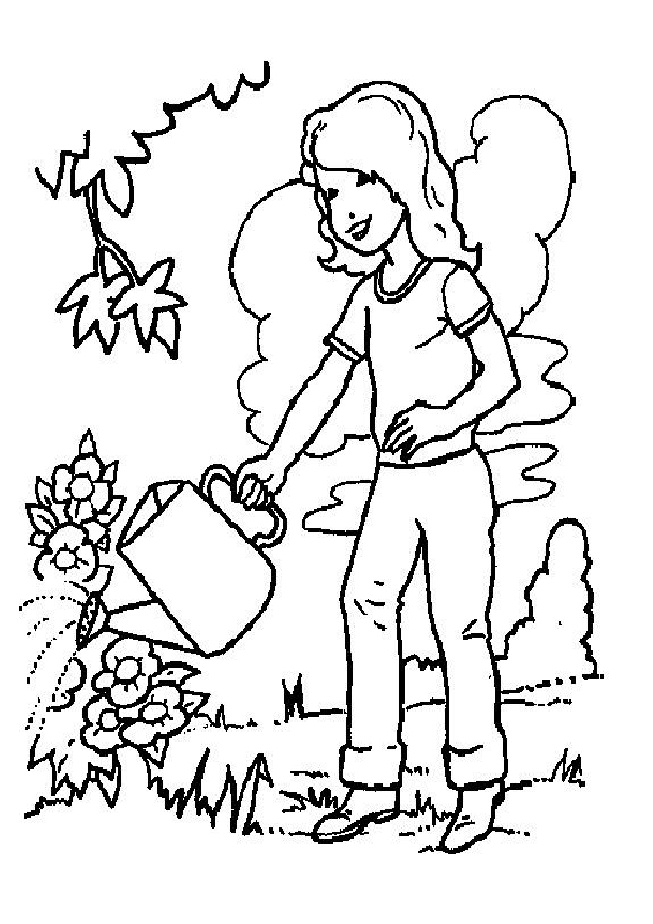 Free Black And White Plants, Download Free Clip Art, Free