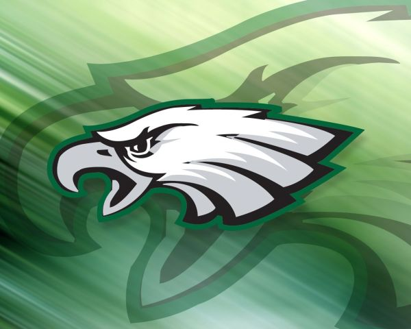 Philadelphia Eagles Football Logo