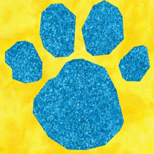 small resolution of blue s clues paw print flickr photo sharing