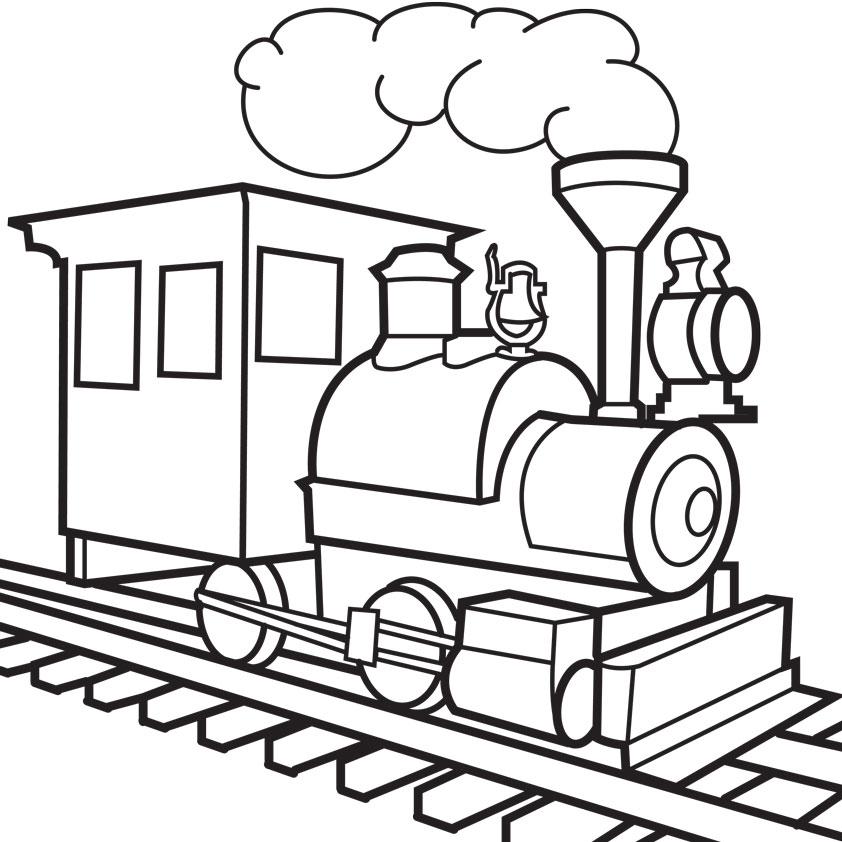 Free Train Pictures For Children, Download Free Clip Art