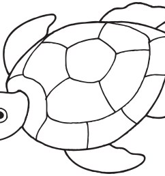 turtle clip art clipart library free clipart images [ 2550 x 1876 Pixel ]
