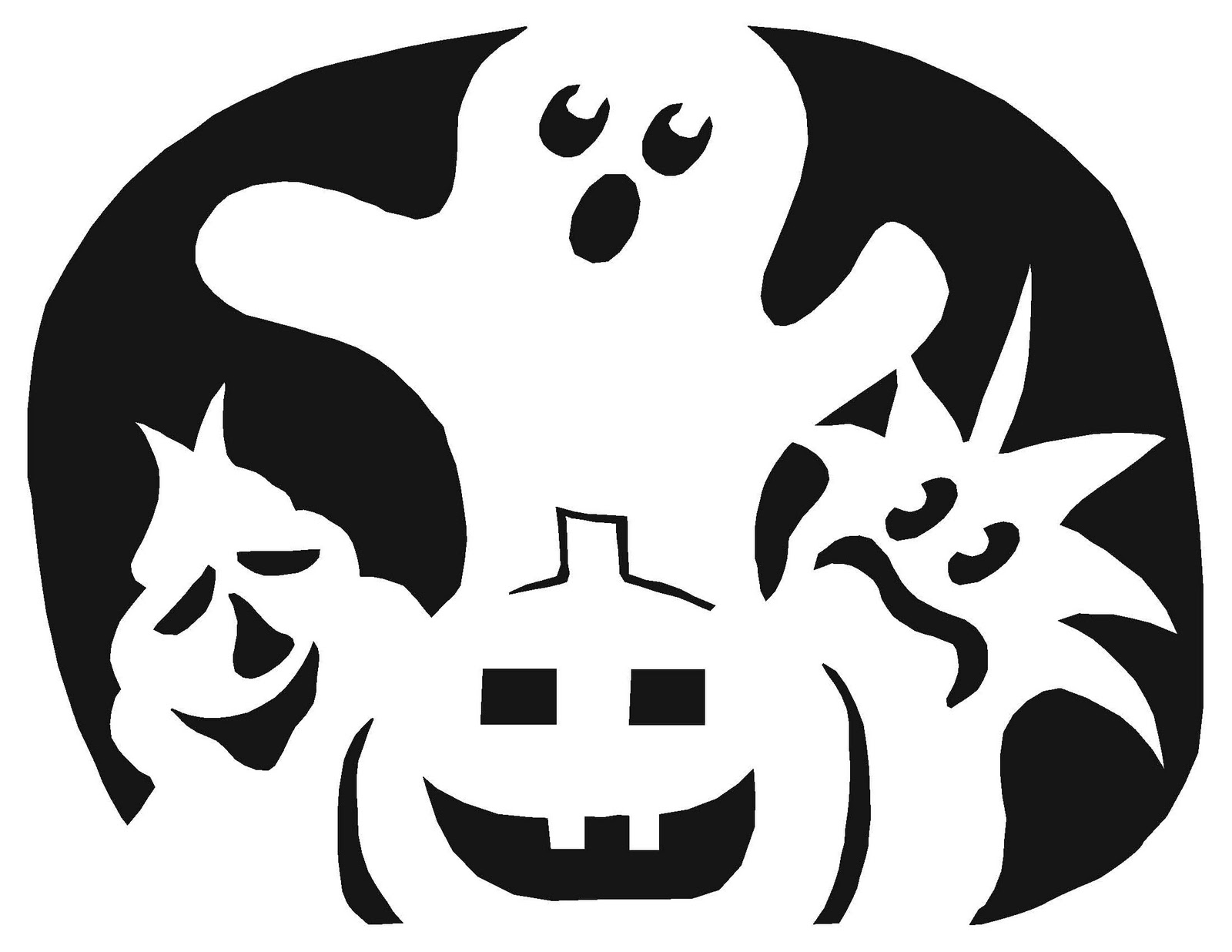 Free Printable Ghost Faces Download Free Clip Art Free