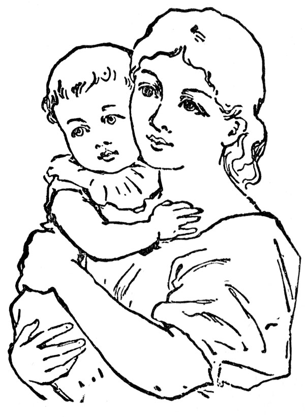 Free Mother Daughter Clipart, Download Free Clip Art, Free
