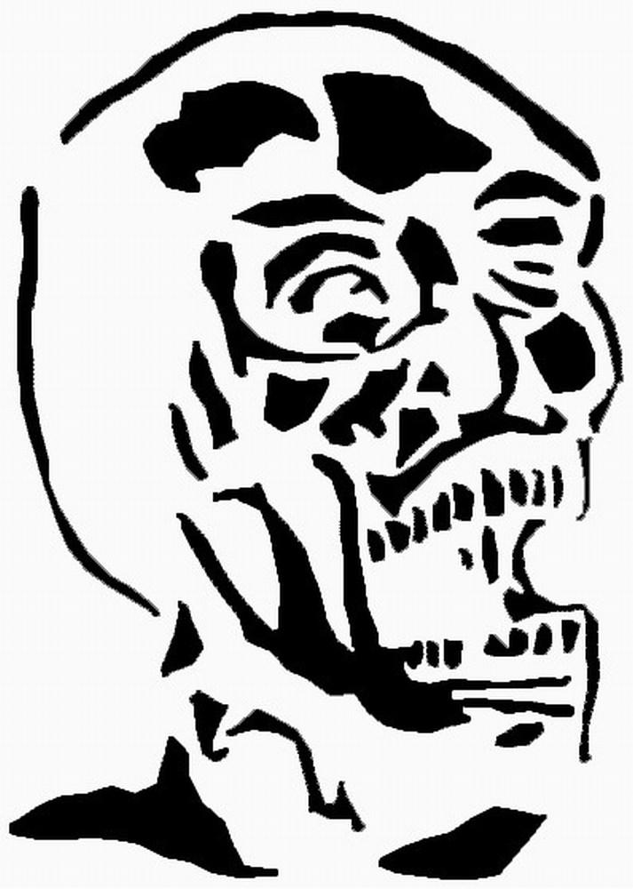 Free Little Mermaid Stencil, Download Free Clip Art, Free