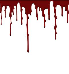 blood dripping background clipart library [ 1024 x 1024 Pixel ]
