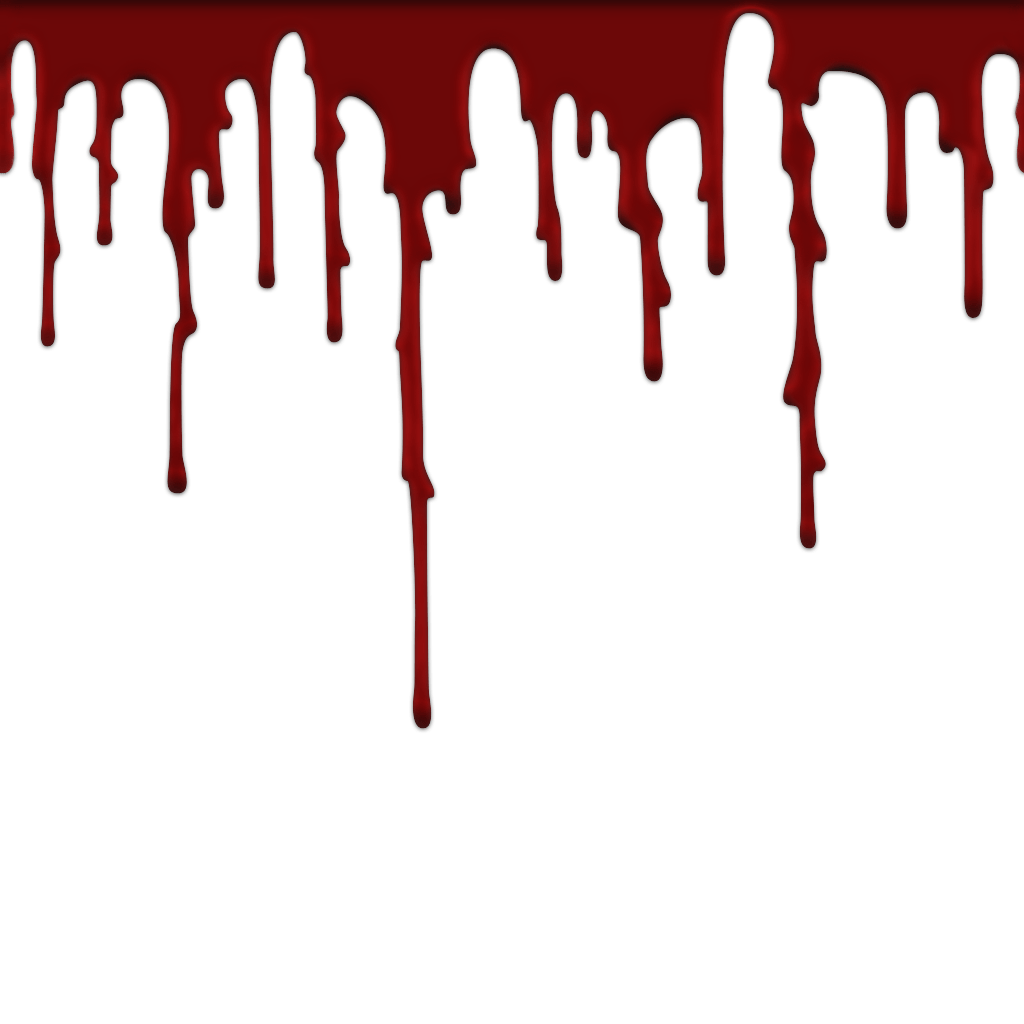 hight resolution of blood dripping background clipart library
