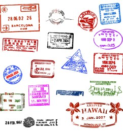 stamp vector clipart library [ 2000 x 2000 Pixel ]