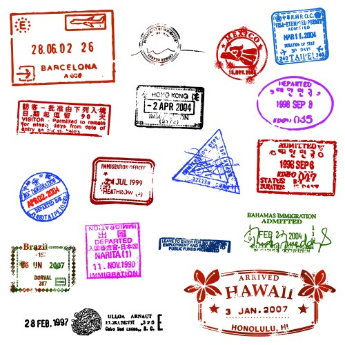 small resolution of stamp vector clipart library