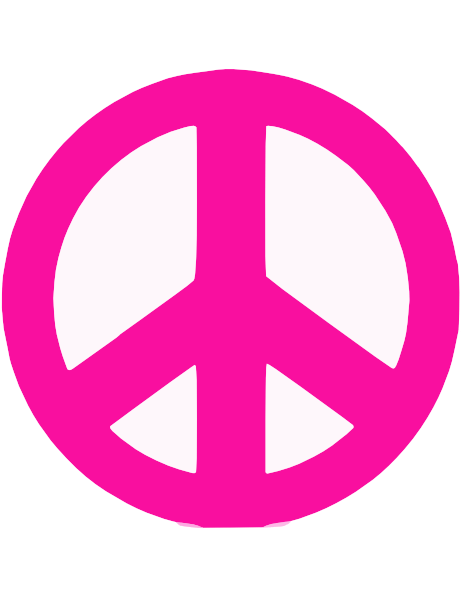 Free Peace Sign Clip Art : peace, Peace, Library