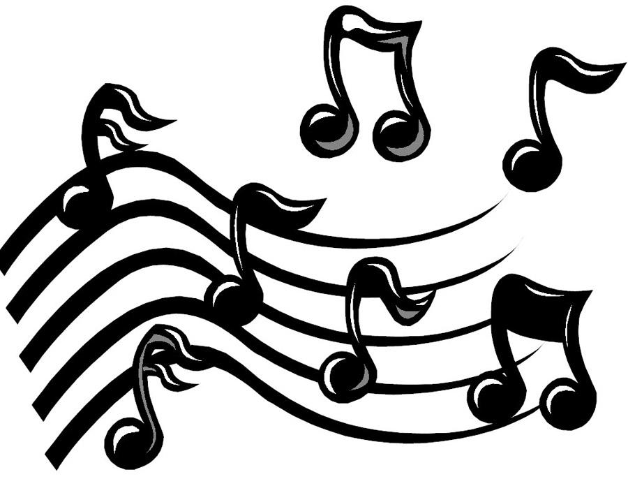 Music Note Heart Tattoo