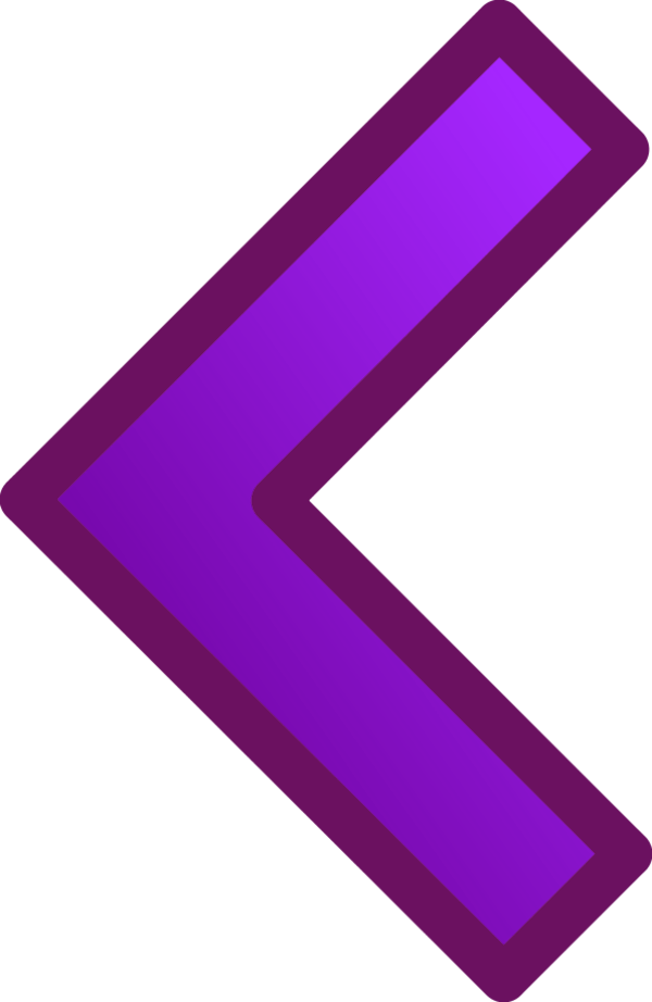 Animated Moving Arrow Pointing Down