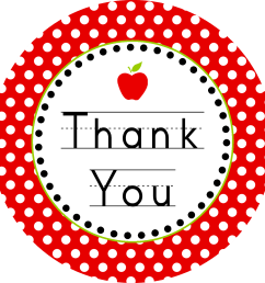 thank you school clipart library free clipart images [ 1320 x 1320 Pixel ]