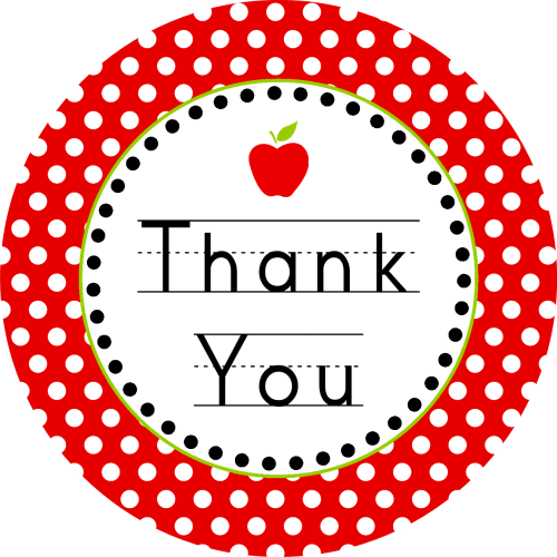 small resolution of thank you school clipart library free clipart images