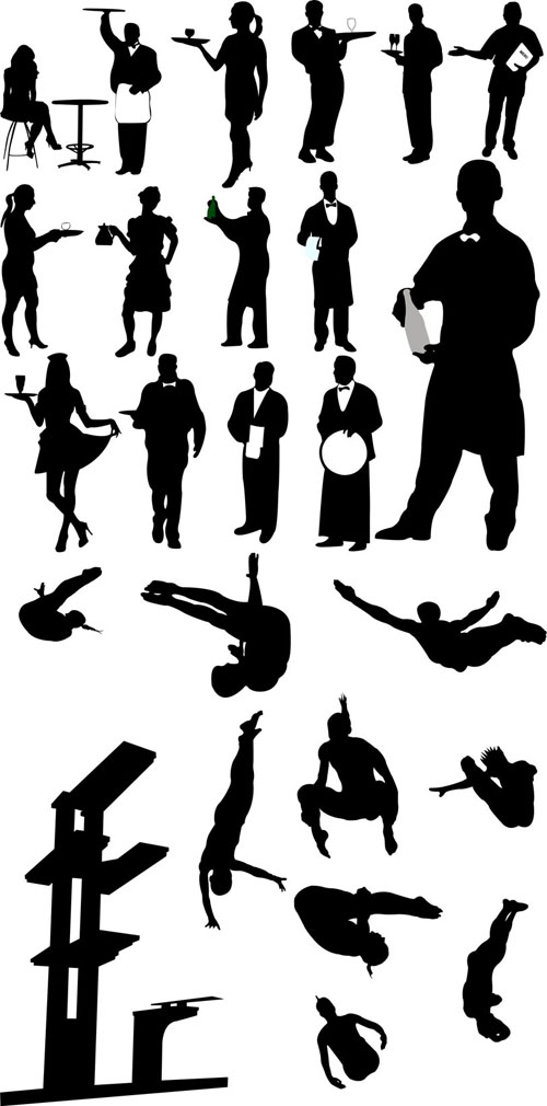 Free Pictures Of Waiters, Download Free Clip Art, Free