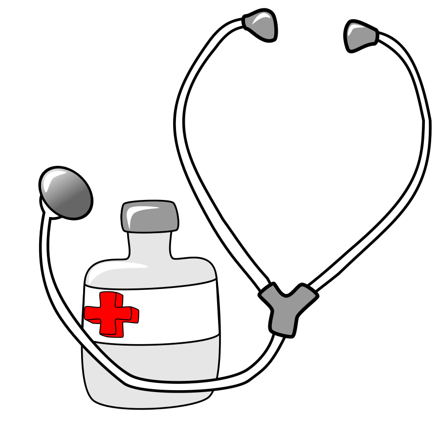 hight resolution of stethoscope clipart library