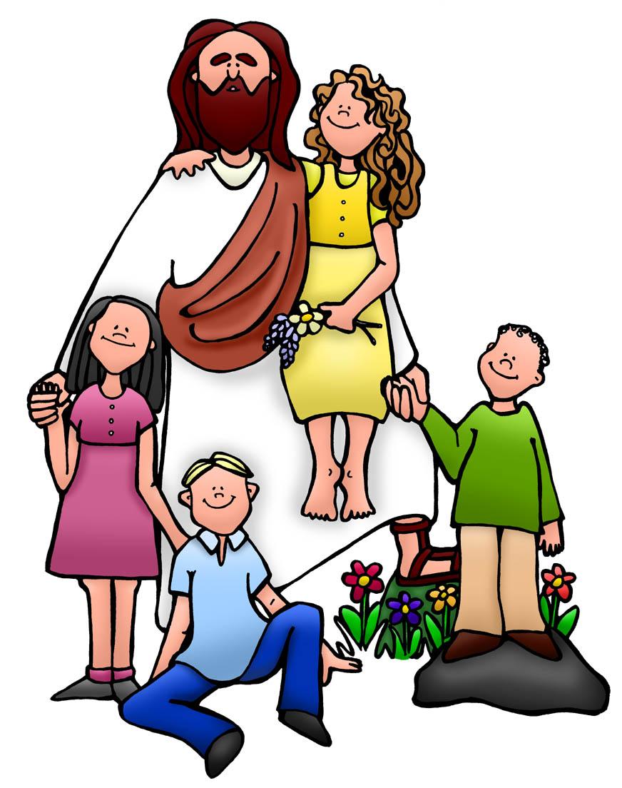 hight resolution of cartoon picture of jesus
