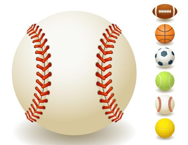 Free Of Sports Balls Clip Art